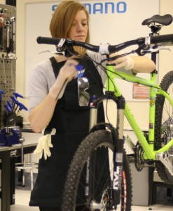Cycle Maintenance Apprenticeships
