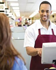 Retail apprentice