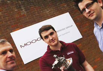 Image showing ATG Engineering Apprentice, Ed Smith